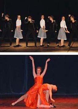 danse de salon arc en ciel ecole de danse cours de danse
